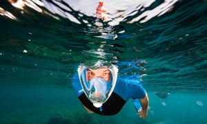 Easy Breathe Snorkeling