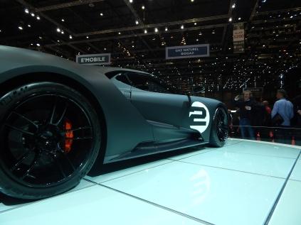 New Ford GT - 2017 Geneva Motorshow