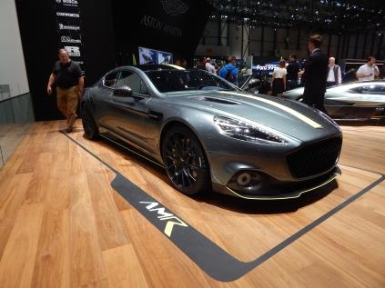 Aston Martin Vanquish @ The 2017 Geneva Motorshow