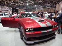 Dodge Challanger (front) - 2017 Geneva Motorshow