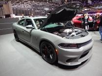 2017 Dodge Charger (front) - Geneva Motorshow