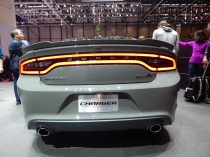 2017 Dodge Charger (rear) - Geneva Motorshow