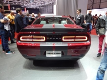 2017 Dodge Challanger (rear) Geneva Motorshow
