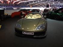 The Noble M600 Speedster - Geneva Motorshow 2017