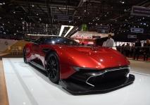 The Aston Martin Vulcan - Geneva Motorshow 2017