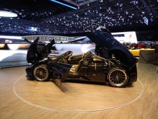 Pagani Huayra - Geneva Motorshow 2017
