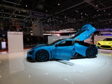 Zenvo st1 - Geneva Motorshow 2017