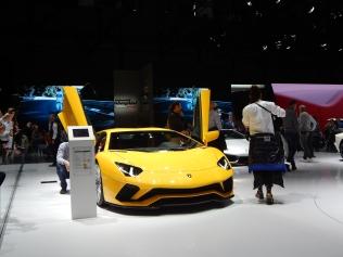 Lamborghini Huracan - Geneva Motorshow 2017
