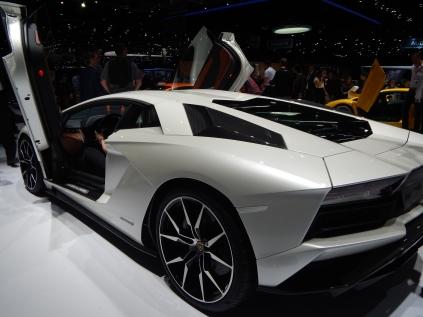 Lamborghini Adventador - Geneva Motorshow 2017
